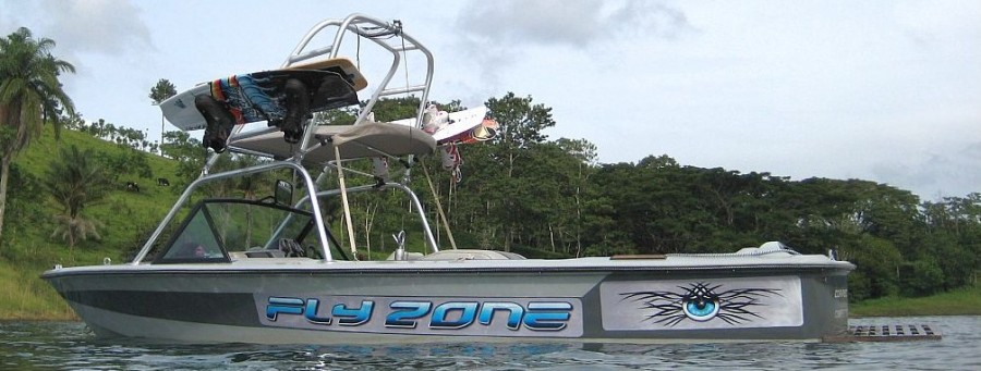 Learn to Wakeboard with FlyZone Costa Rica