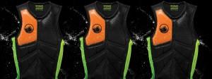 Liquid Force Cardigan Comp vest