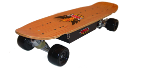 600 Sidewalk Surfer