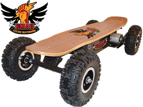 EMAD - Electric Skateboards