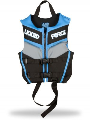 liquid force fury child CGA vest