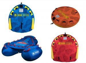 Radar tubes & inflatables clipboard