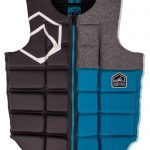 Blue and grey liquid force wakeboard vest for sale in costa rica