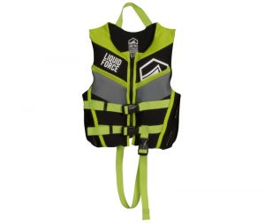 Liquid Force Fury child vest