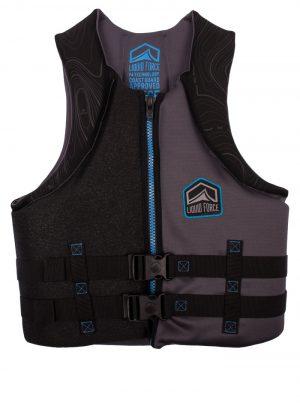 Blue liquid force Hinge wakeboard waterski vest for sale in costa rica