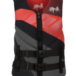 Black and red hyperlite teen indy wakeboard vest for sale in costa rica