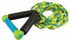 WAKESURF COMBO HANDLE GREEN/BLUE